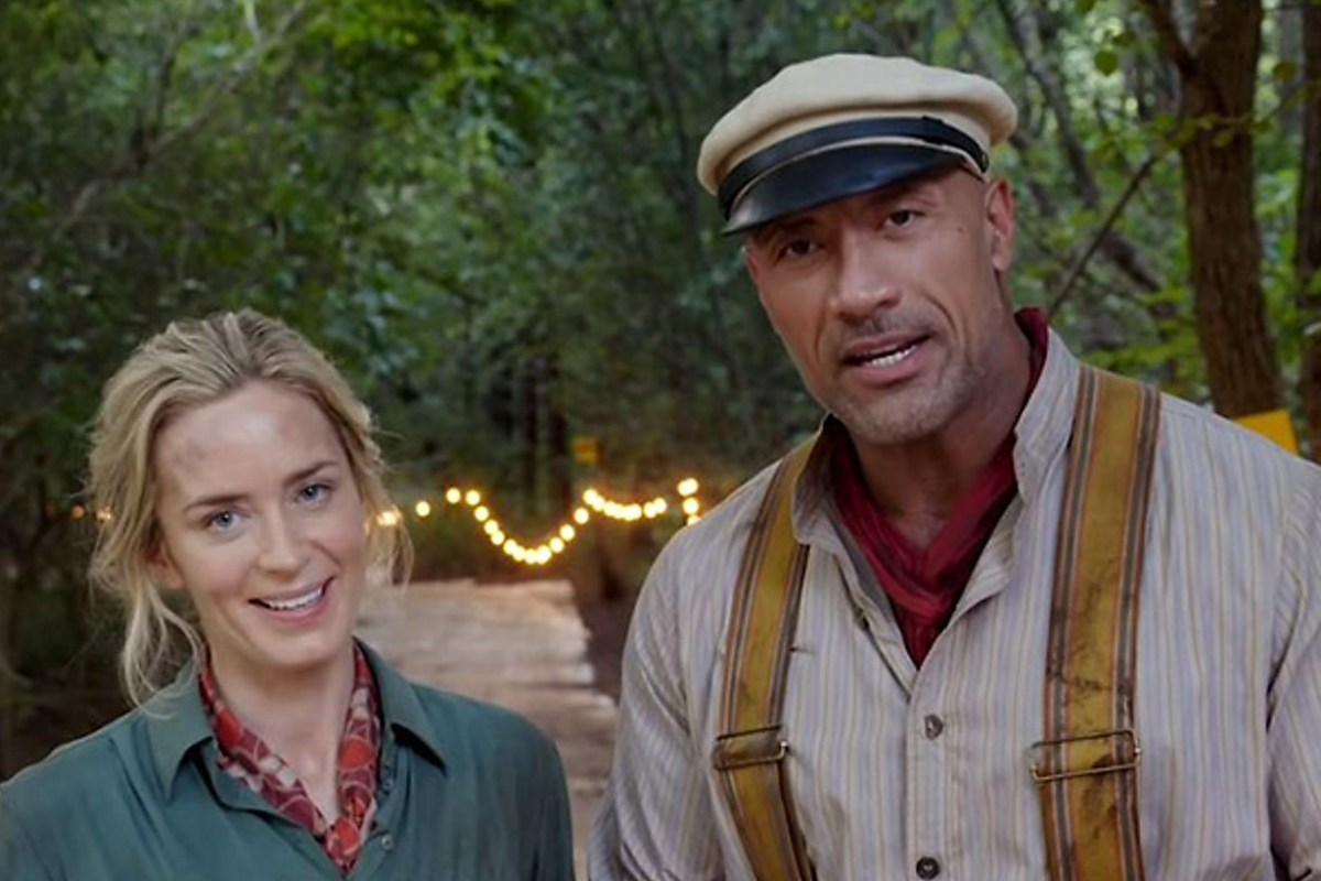 Jungle Cruise estrena su trailer completo