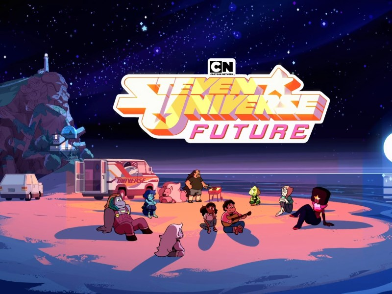 Steven Universe Future estrena un nuevo adelanto