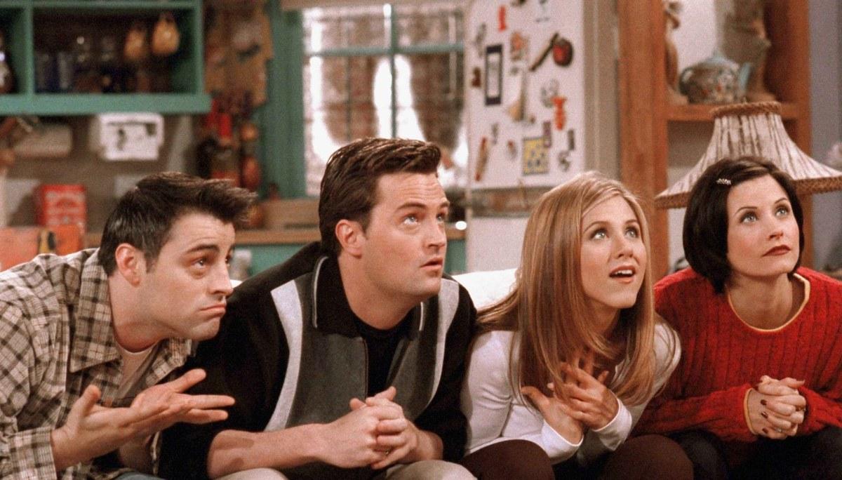Friends planea una reunión en HBO Max
