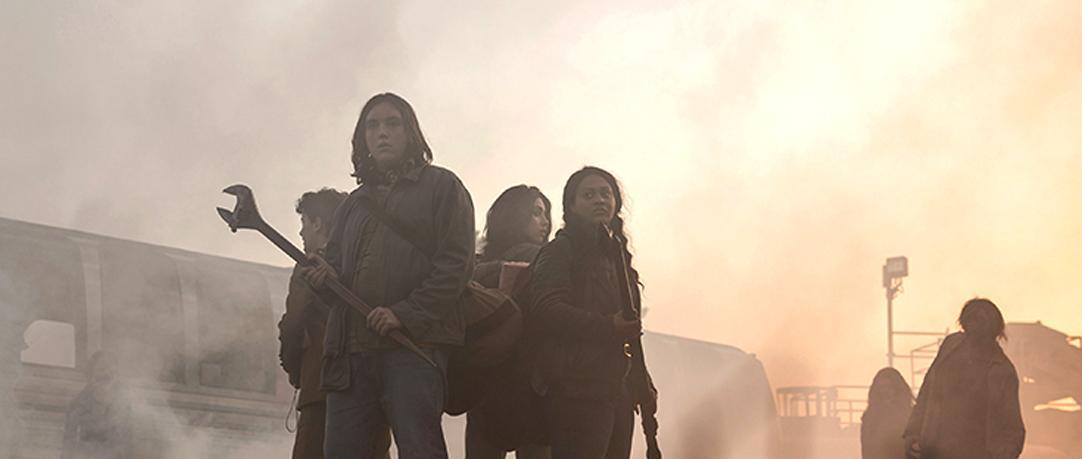 The Walking Dead: World Beyond estrenará en abril