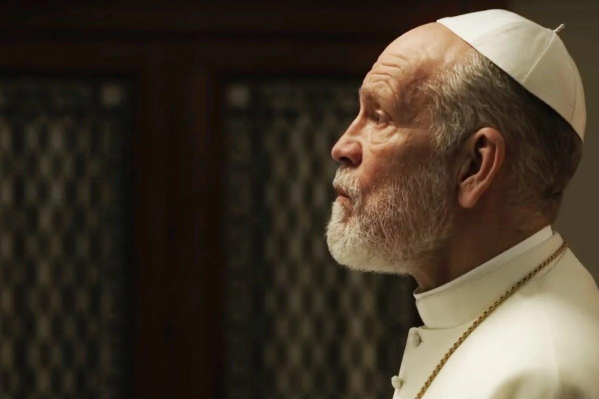 John Malkovich protagoniza el nuevo trailer de The New Pope