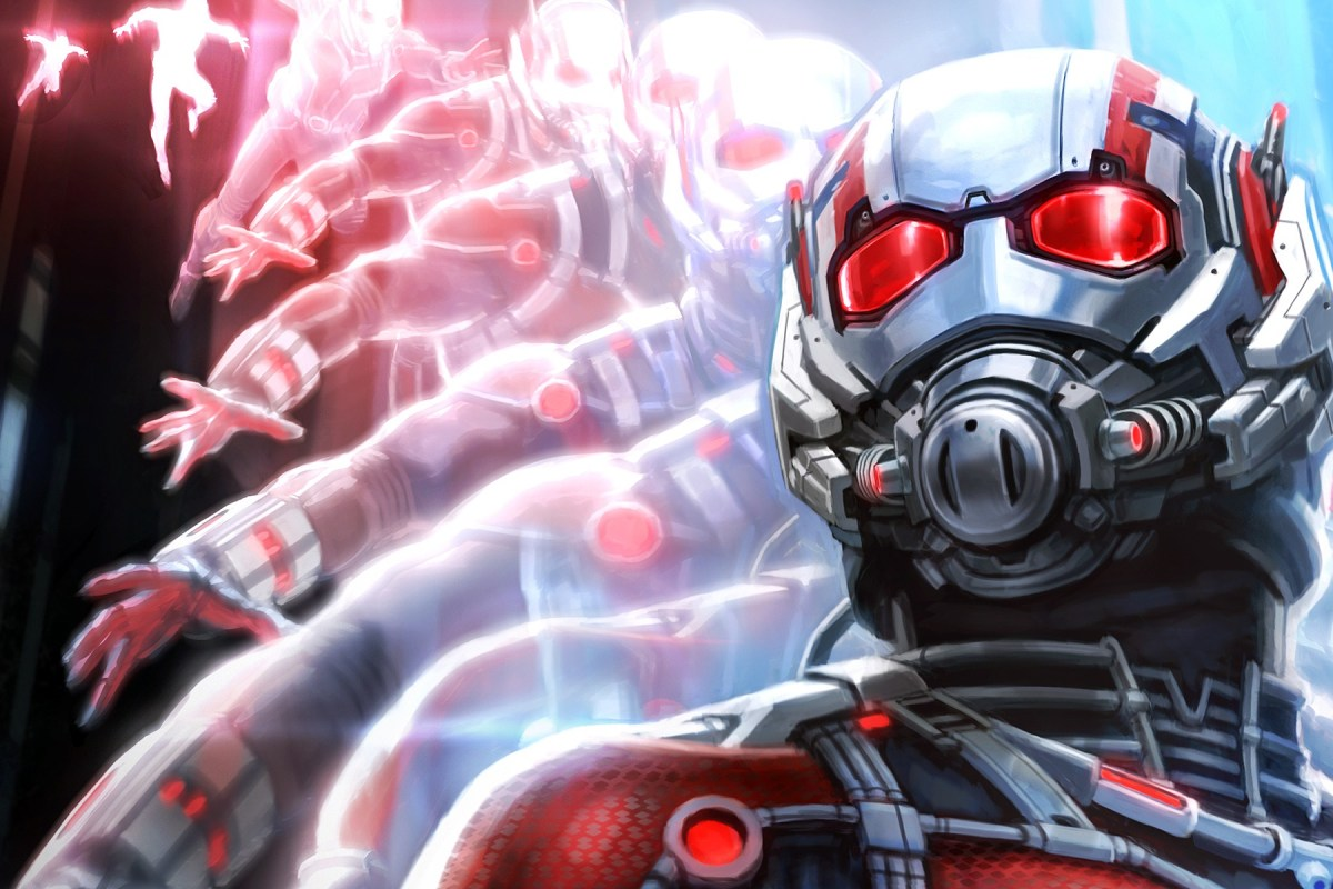 Ant-Man 3 suma a un guionista de Rick and Morty
