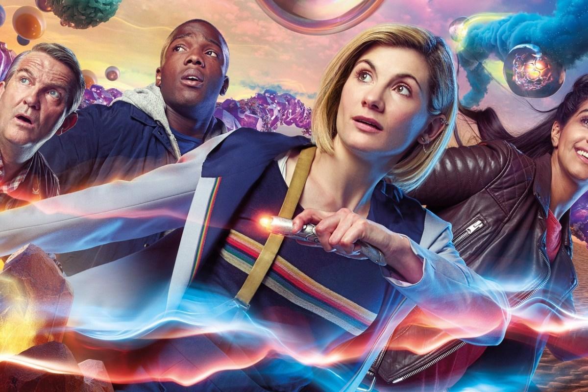 Doctor Who revela el primer adelanto de su nueva temporada