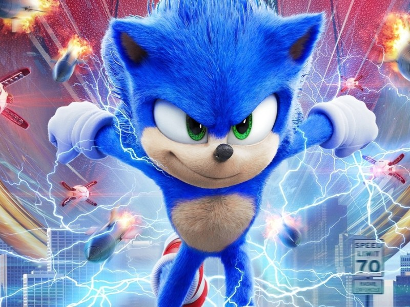 Sonic the Hedgehog estrena su nuevo trailer