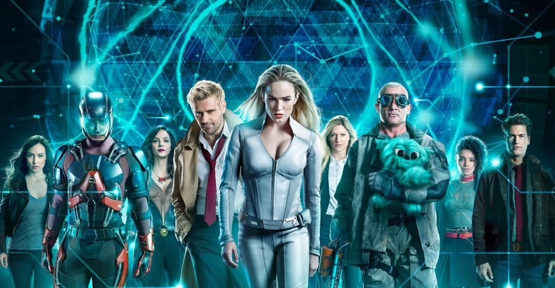 Legends of Tomorrow estrena el trailer de su quinta temporada