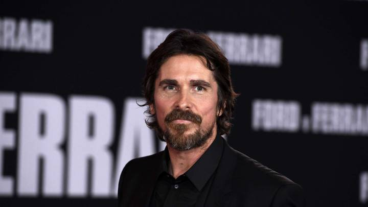 Christian Bale cerca de Thor: Love and Thunder