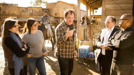 Quentin Tarantino prepara una serie basada en Once Upon a Time in Hollywood