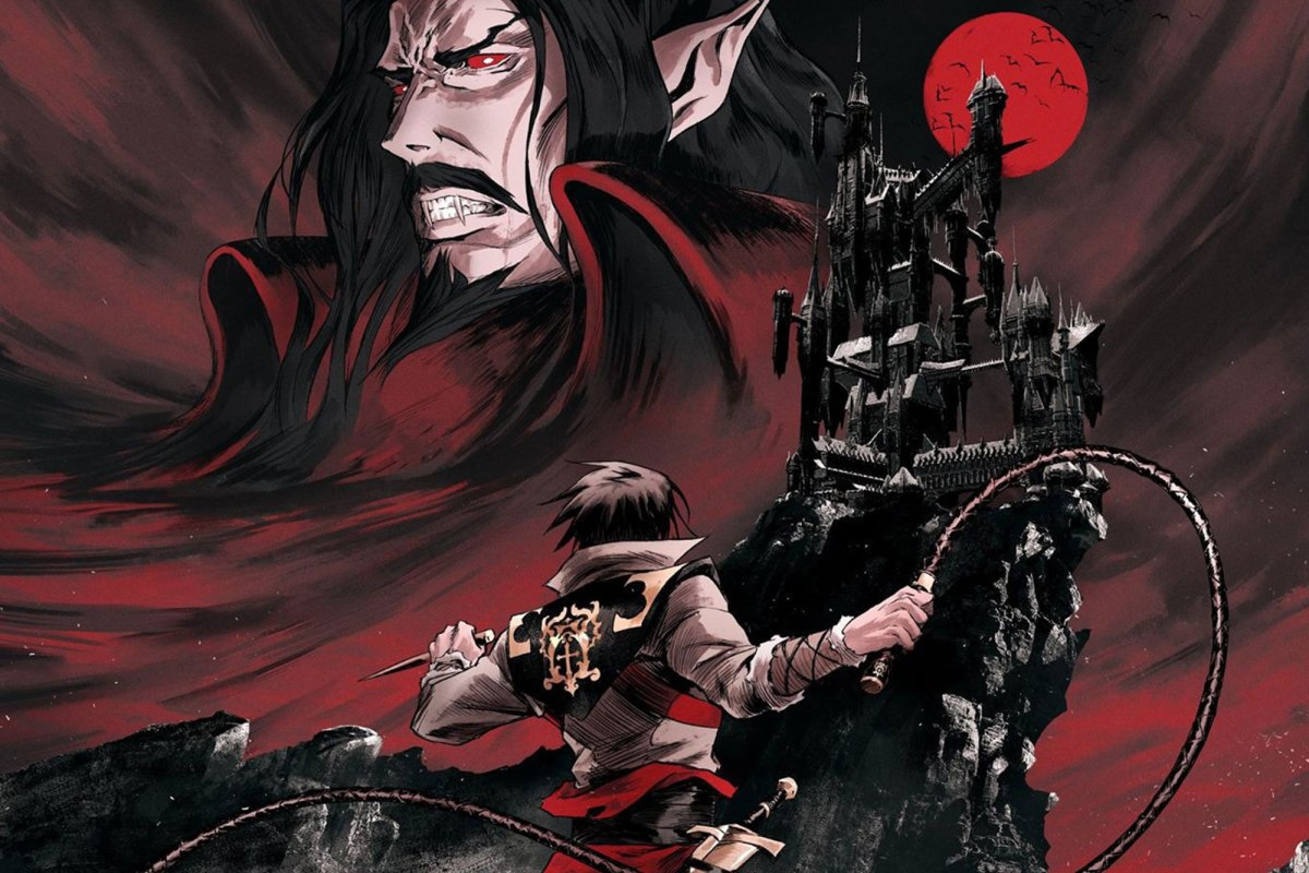 Castlevania es renovada para una cuarta temporada