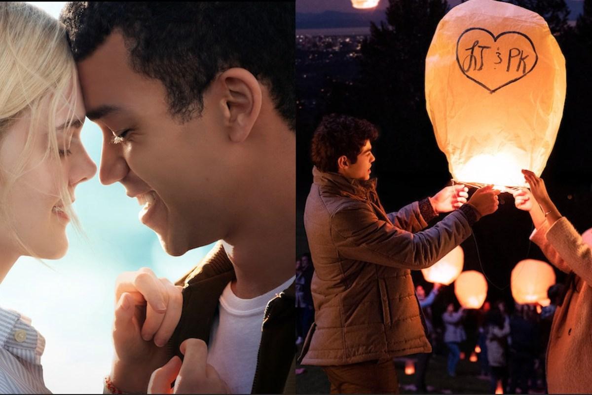 Cinco películas románticas que llegan en febrero