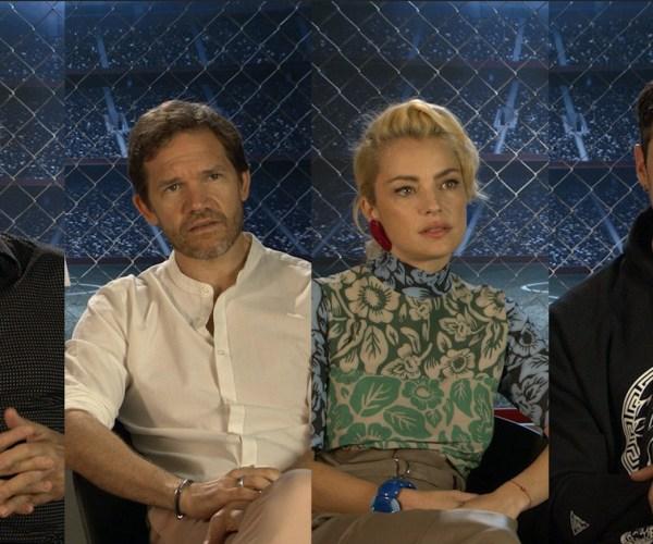 Puerta 7: El elenco nos habla sobre la serie de Netflix