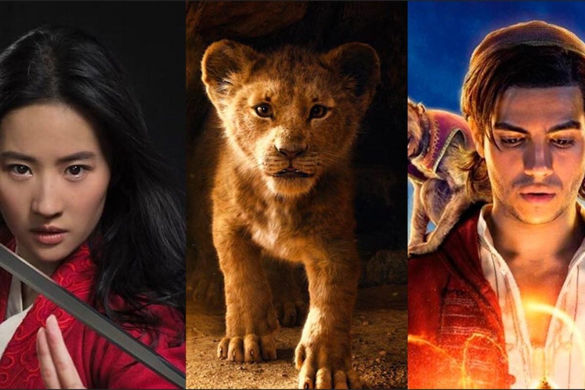 La Cosa Cine Presenta:  Especial Live-Actions de Disney