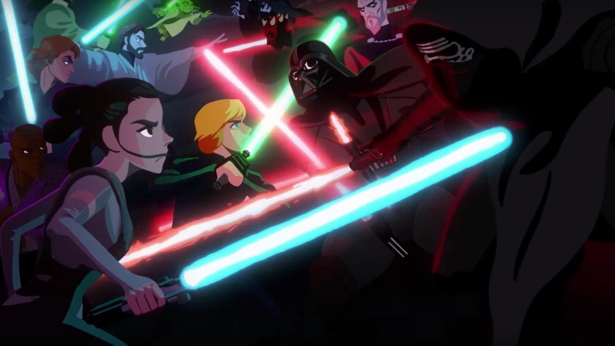 Star Wars: Galaxy of Adventures estrena un nuevo corto