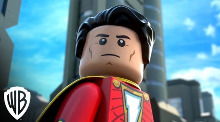 LEGO DC: Shazam! Magic and Monsters estrena su primer trailer