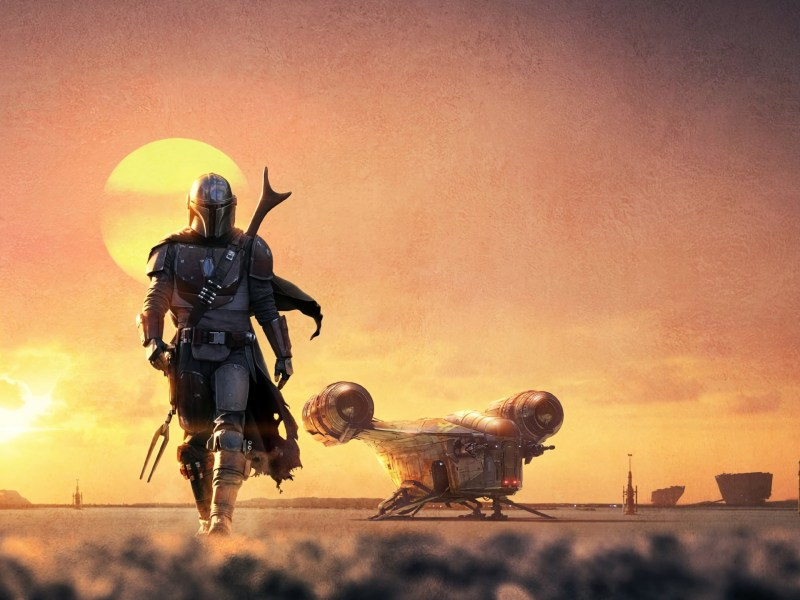The Mandalorian estrena un video musical