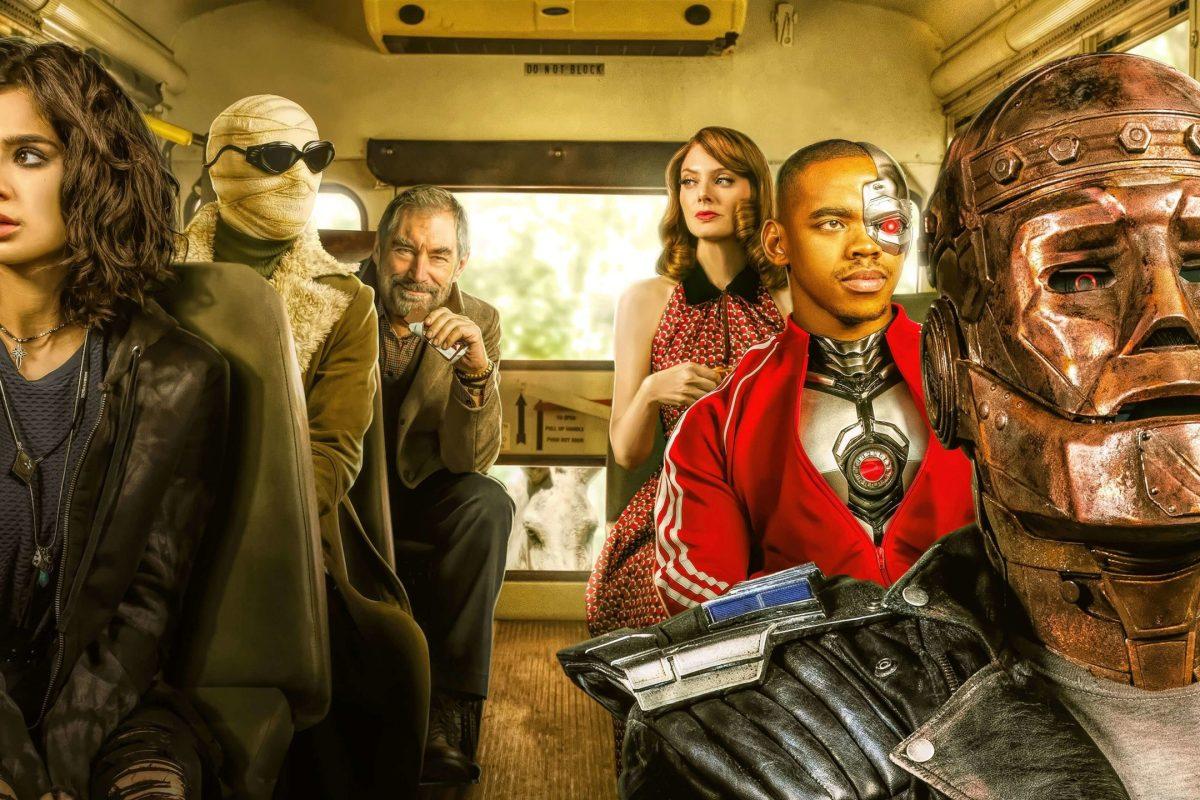 Doom Patrol estrena el trailer de su segunda temporada