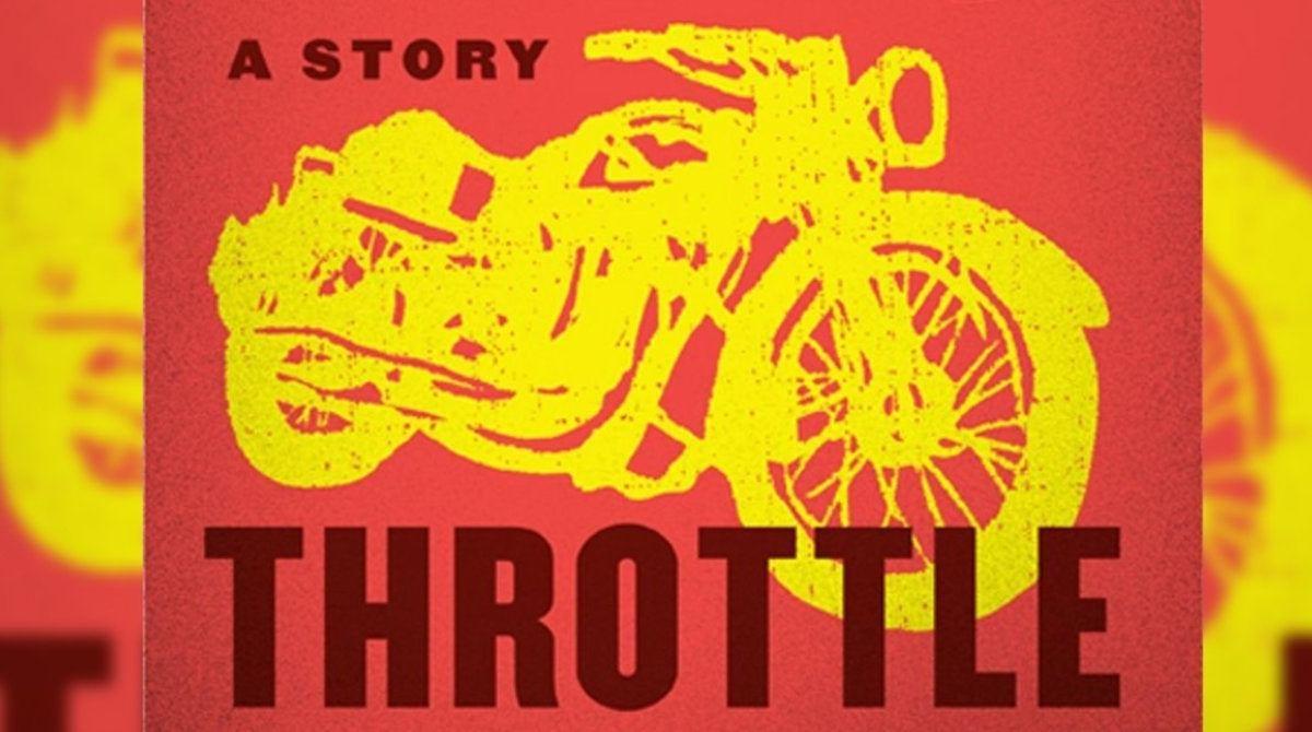 HBO Max prepara la adaptación de Throttle