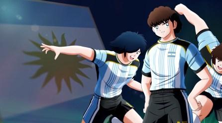 Captain Tsubasa: Rise of the New Champions lanza un nuevo adelanto