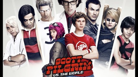 Scott Pilgrim vs the World podría tener su serie animada