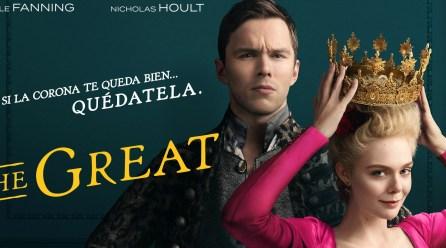The Great: Elle Fanning y Nicholas Hoult nos hablan sobre la relación entre sus personajes