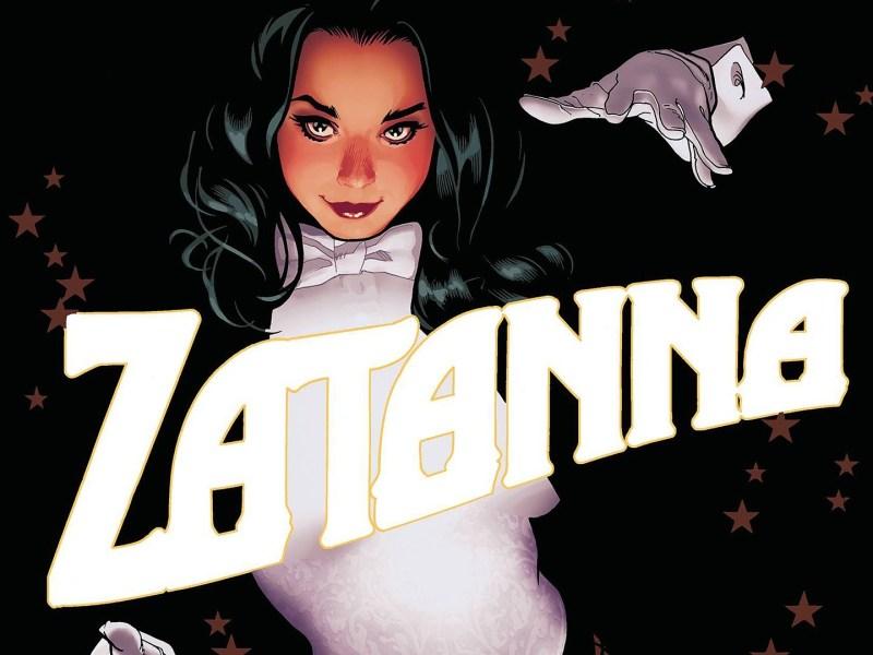 Zatanna prepara su película live-action
