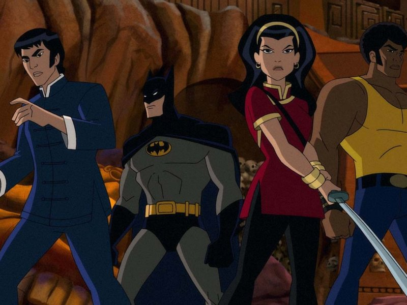 Batman: Soul of the Dragon confirma su elenco