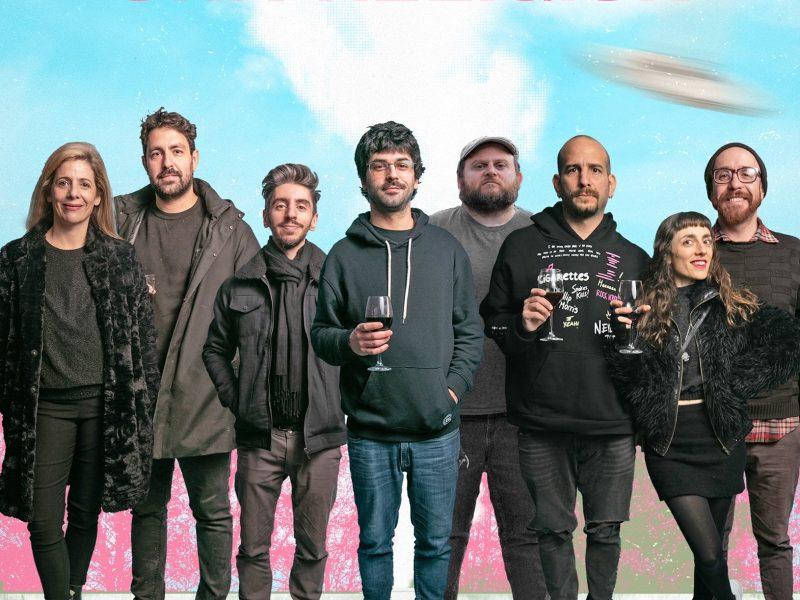 Parte De Una Religión: Hablamos con Alan Sabbagh sobre la serie web  argentina – La Cosa Cine