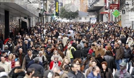 España - Población