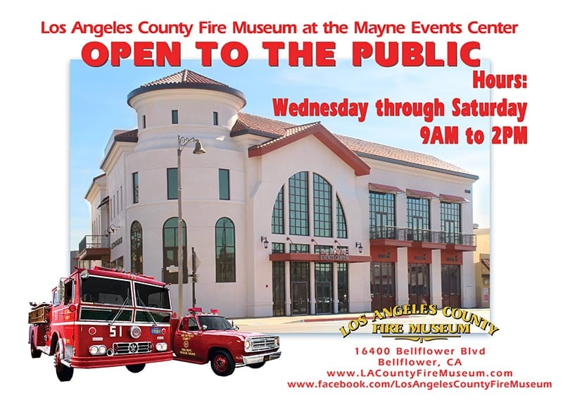VISIT US | Los Angeles County Fire Museum