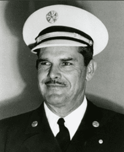 Chief Cecil R. Gehr