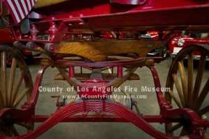 1900 Ladder Wagon Undercarriage