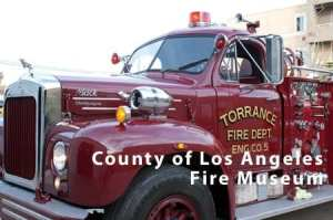 Torrance Fire Department Mack Fire Engine