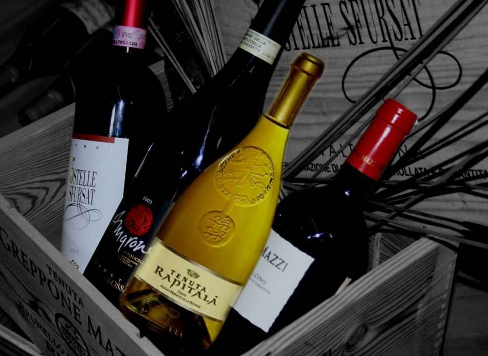 Notre sélection de vins italiens