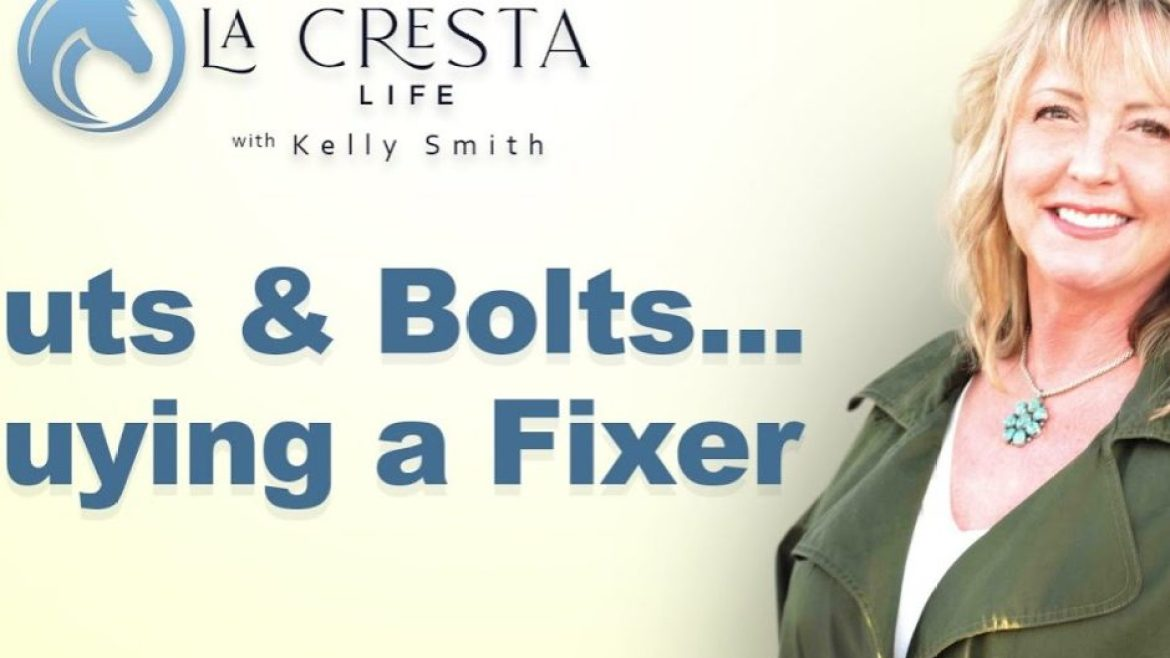 Nuts & Bolts…Buying a Fixer