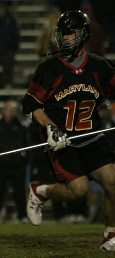 Under Maryland Uniforms Lacrosse Armour