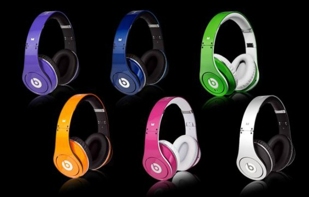 Headphones Beats Over Dre Ear