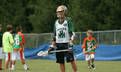 Freshman Commits to Johns Hopkins Lacrosse (Video)