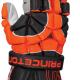 Princeton Warrior MD4 Lacrosse Gloves