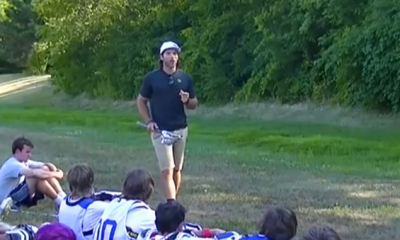 Ten Intimate Minutes with Paul Rabil and Justin Smith (Video)