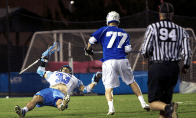 Game Photos: Duke Defeats UNC Lacrosse, 11-8
