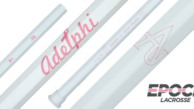 Adelphi Women's Lacrosse Team to Beat Cancer with Epoch Lacrosse Shafts