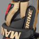 Custom Rochester Rattlers King IV Lacrosse Gloves