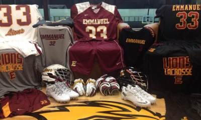 Emmanuel (GA) Unveils 2014 Lacrosse Uniforms
