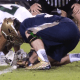 Highlights: Notre Dame Cruises to Defeat Jacksonville, 19-7
