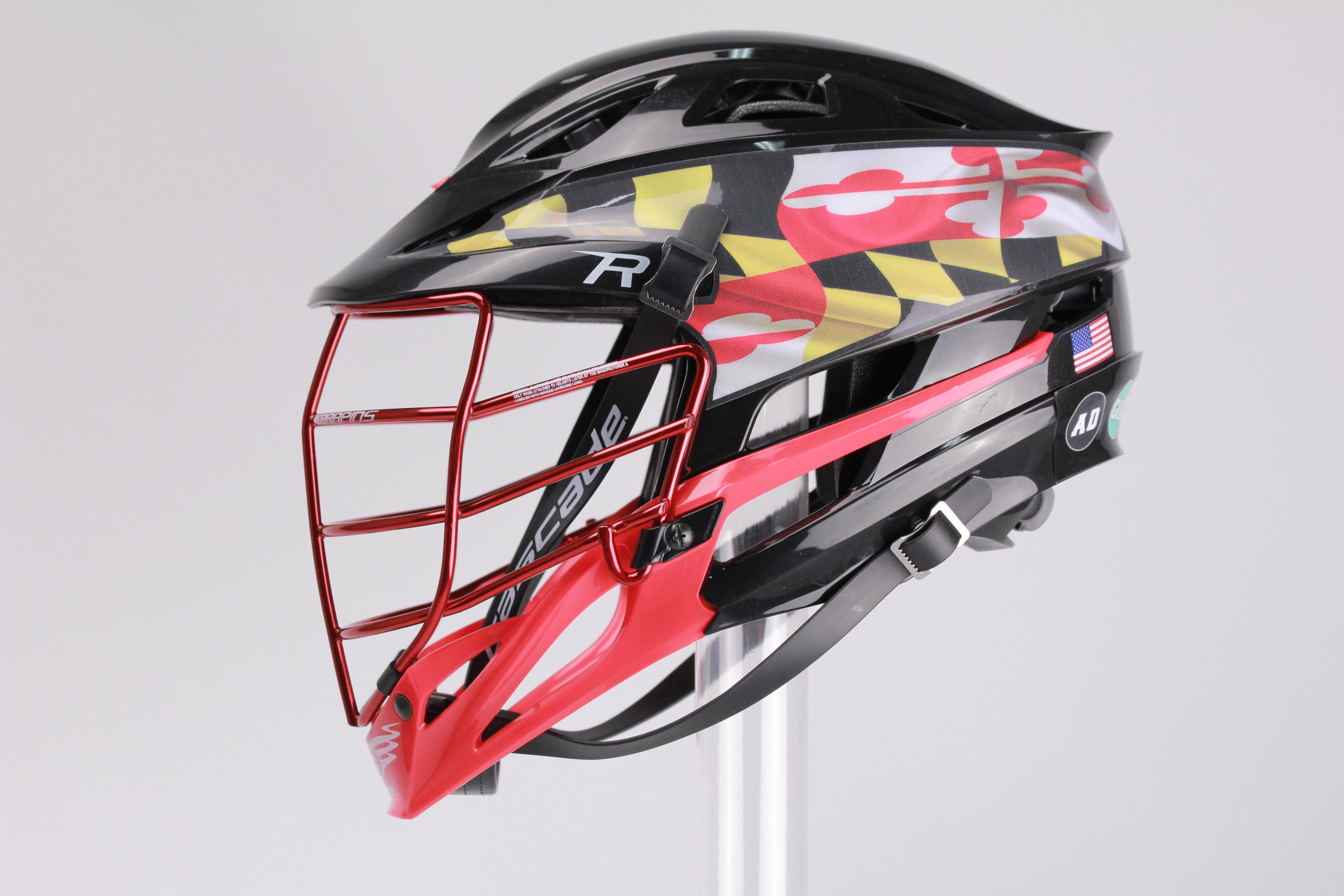 Maryland Uniforms Under Lacrosse Armour