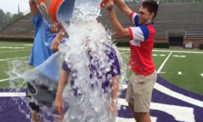 Richie Meade Accepts the #IceBucketChallenge for #ALS, Challenges Petro, Cassese, and Tambroni