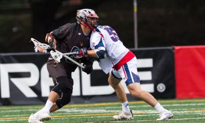 Randy Staats against Cannons