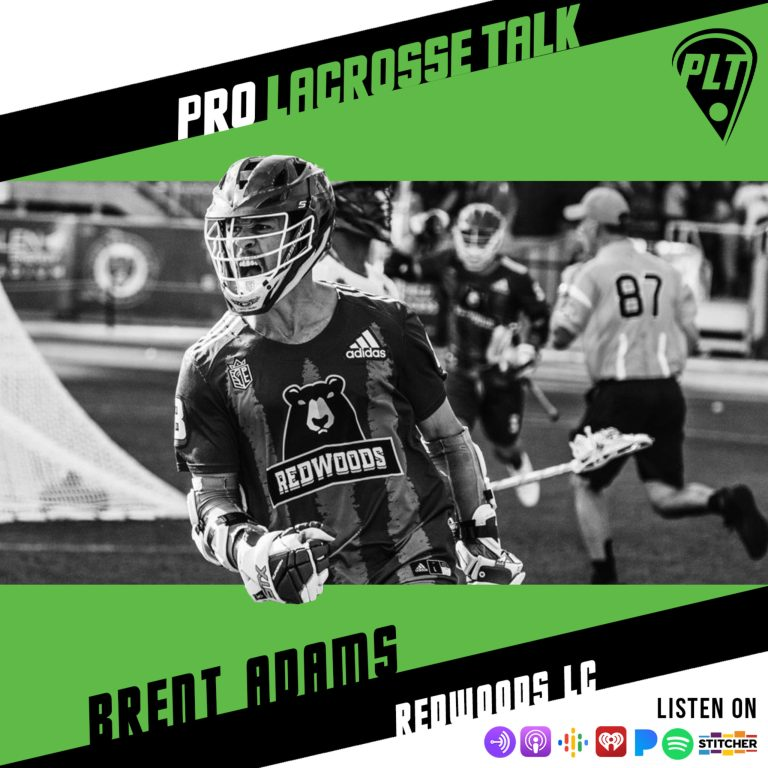 Brent Adams: Becoming A Versatile Midfielder And Preparing For The 2020 PLL Championship Series (Pro Lacrosse Talk Podcast #89)
