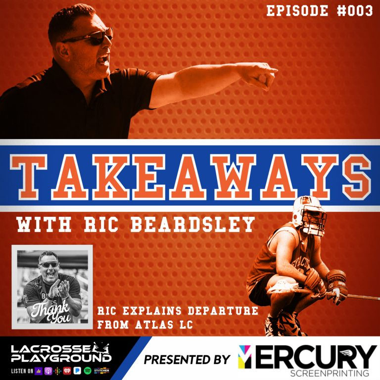 Ric Explains His Departure from Atlas LC on Takeaways with Ric Beardsley (#003)