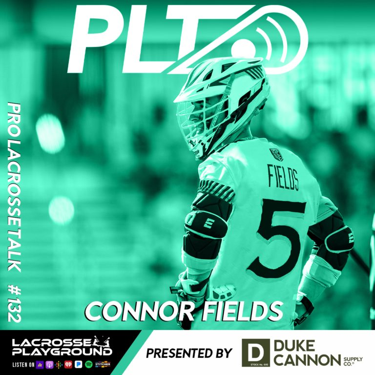 Connor Fields: A Fresh PLL Start with Archers LC and Returning to Box Lacrosse with the San Diego Seals (Pro Lacrosse Talk Podcast #132)