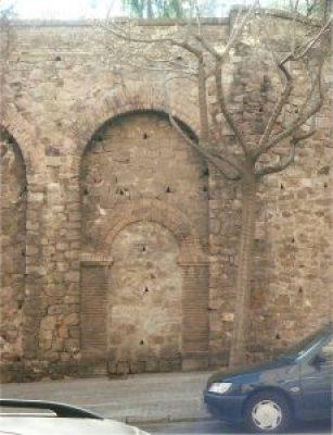 Muro Montjuïc